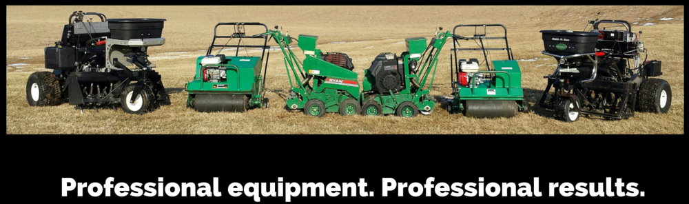 professional high quality equipment